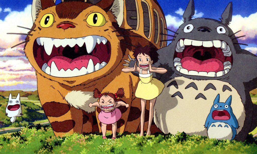 Hayao Miyazaki's 1988 film My Neighbour Totoro: 'pan-generational appeal'. Photograph: Photo 12/Alamy
