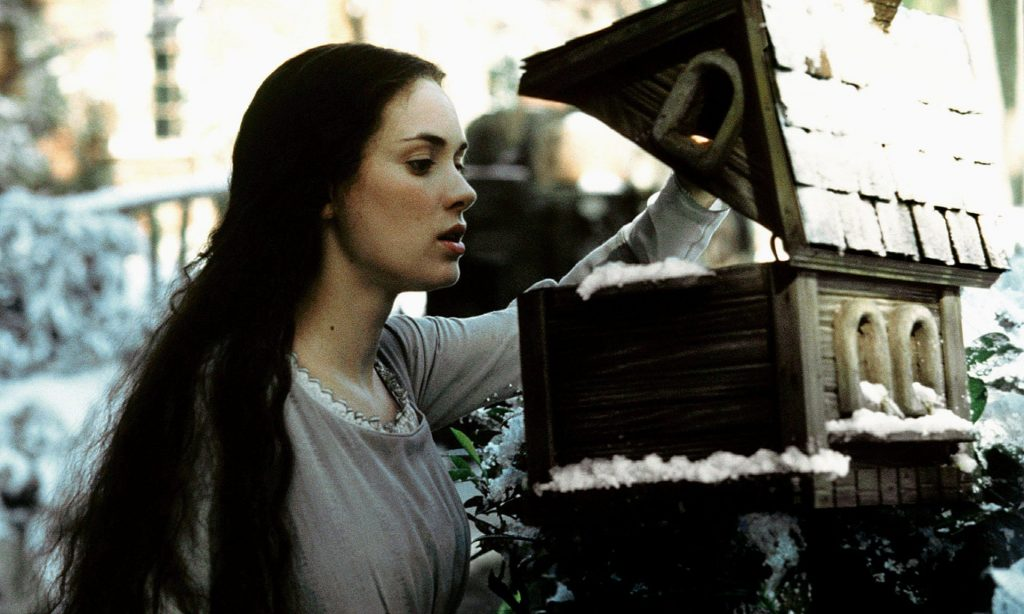 Winona Ryder in Little Women. Photograph: Allstar/Alamy