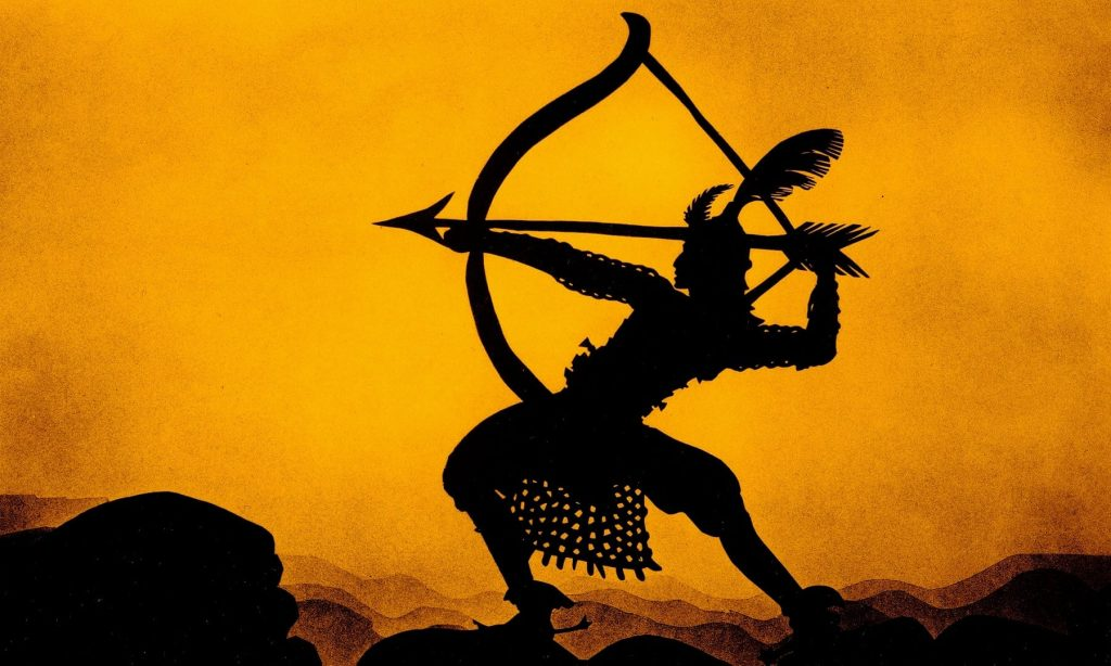 German director Lotte Reininger used silhouette animation to striking effect in The Adventures of Prince Achmed. Photograph: Image Entertainment/Allstar