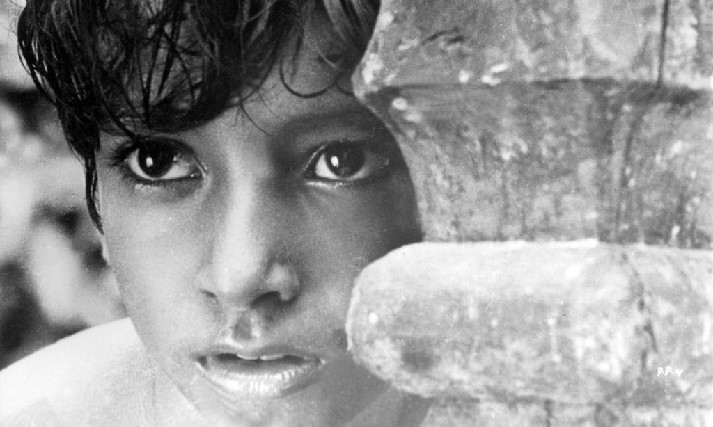 Subir Banerjee in Pather Panchali. Photograph: Lifestyle Pictures/Alamy