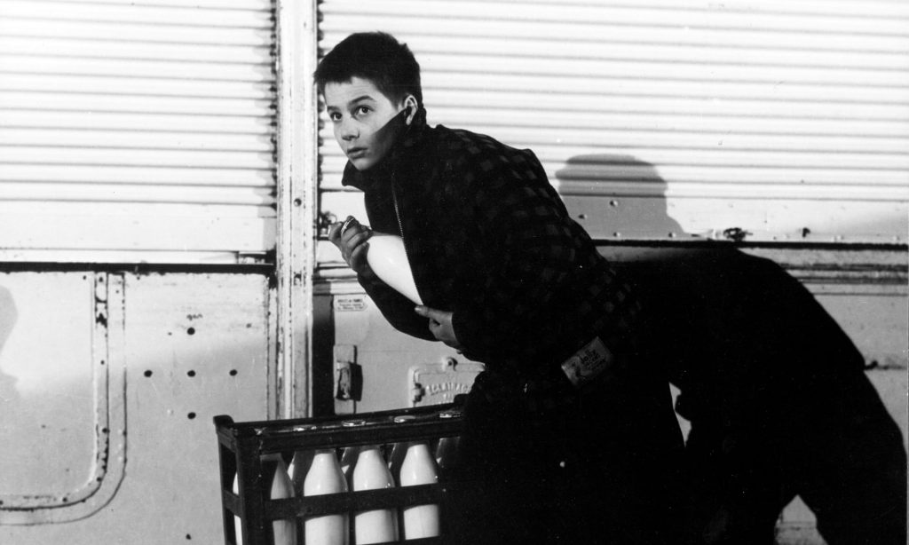Jean-Pierre Léaud in The 400 Blows. Photograph: Ronald Grant